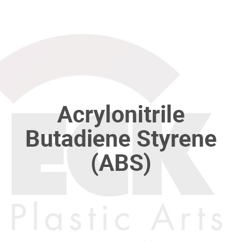 Acrylonitrile Butadiene Styrene (ABS)