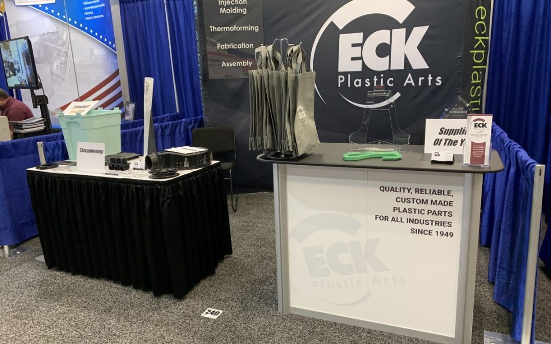 Eck Loves Trade Shows